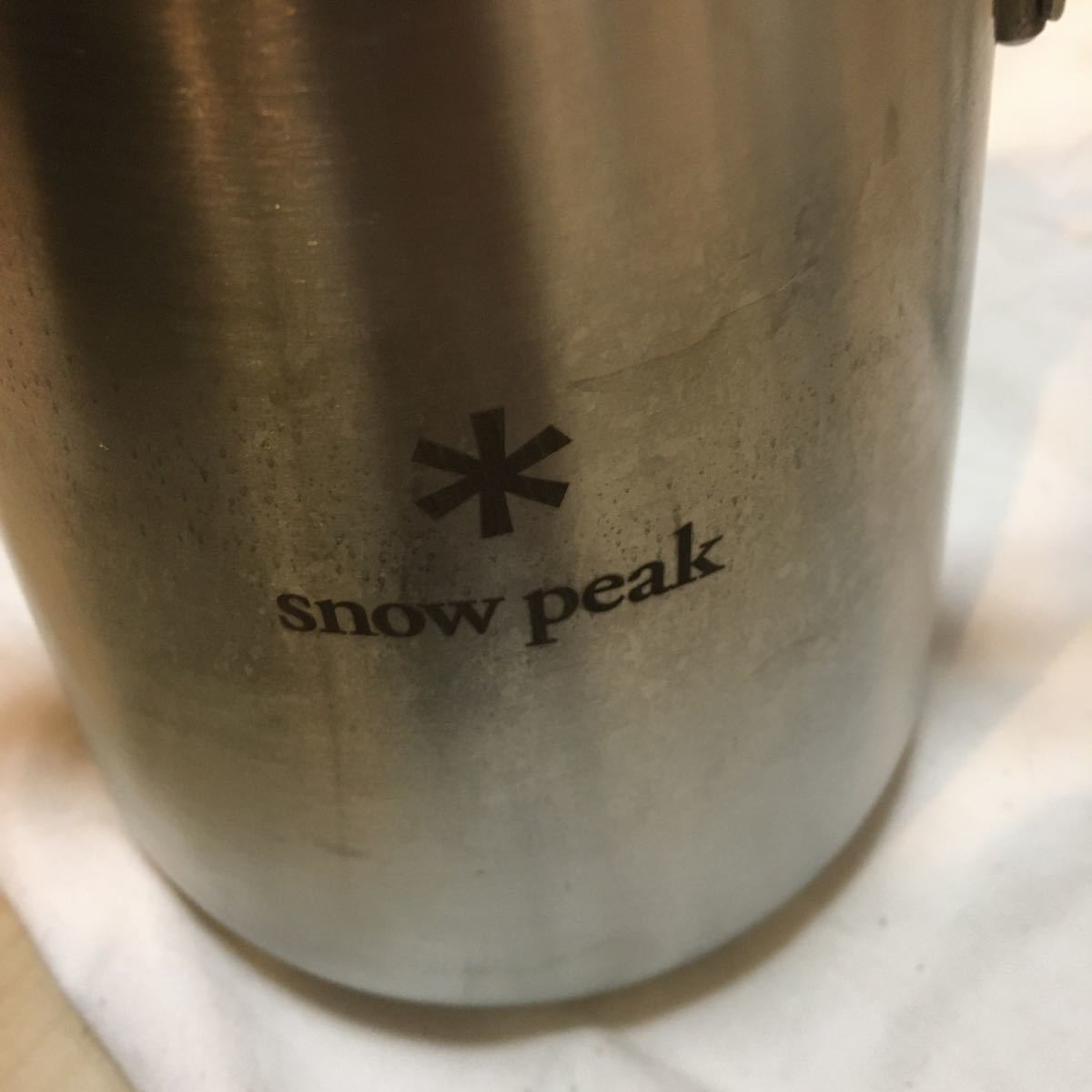 snowpeak スノーピーク  バリスタケトル コーヒードリッパー