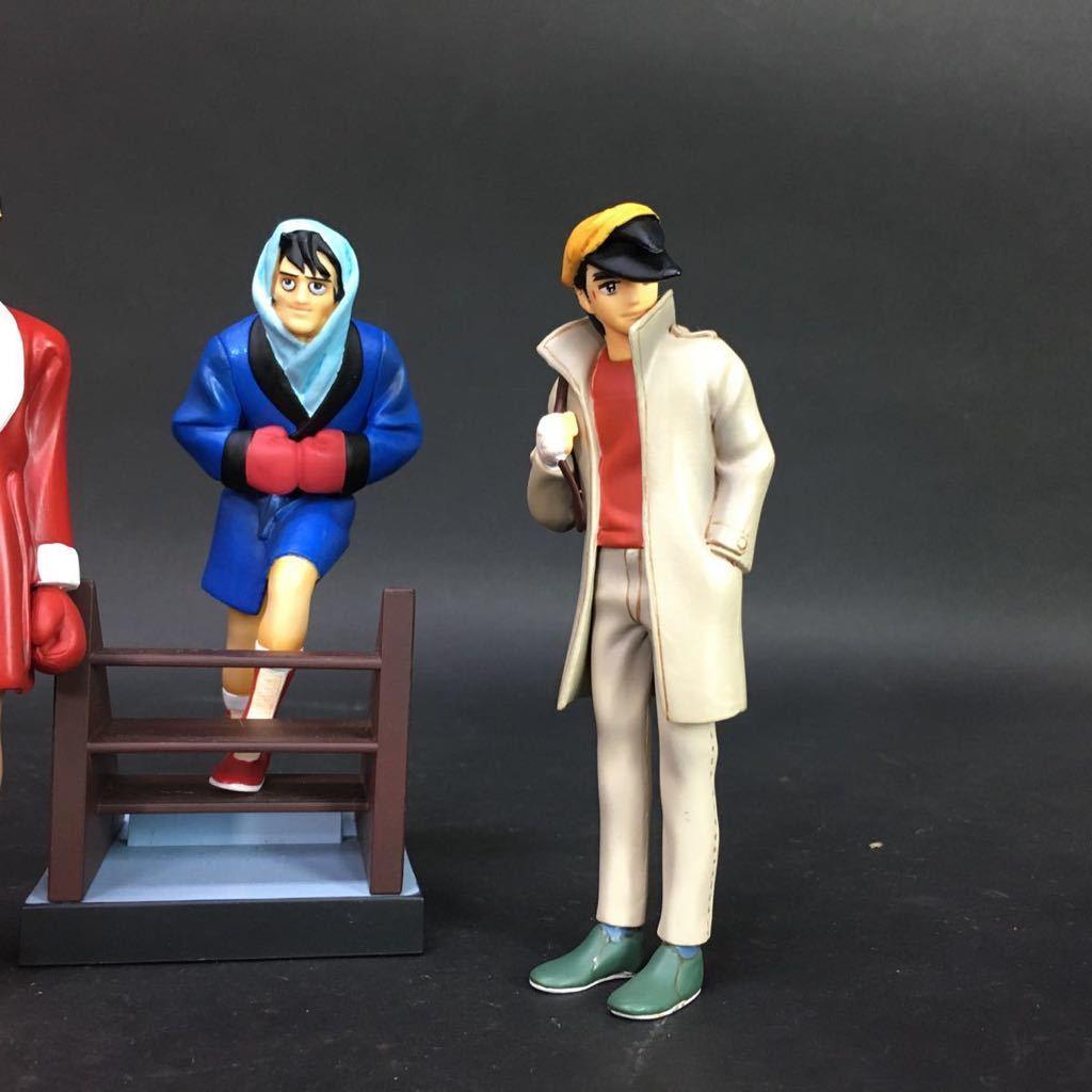 あしたのジョー フィギュア まとめ / 矢吹ジョー 力石 アニメ 昭和レトロ_画像6