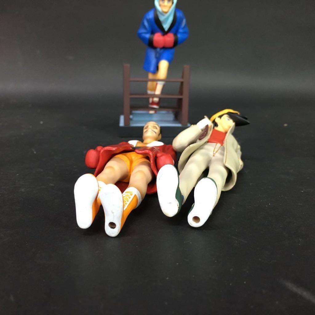 あしたのジョー フィギュア まとめ / 矢吹ジョー 力石 アニメ 昭和レトロ_画像8