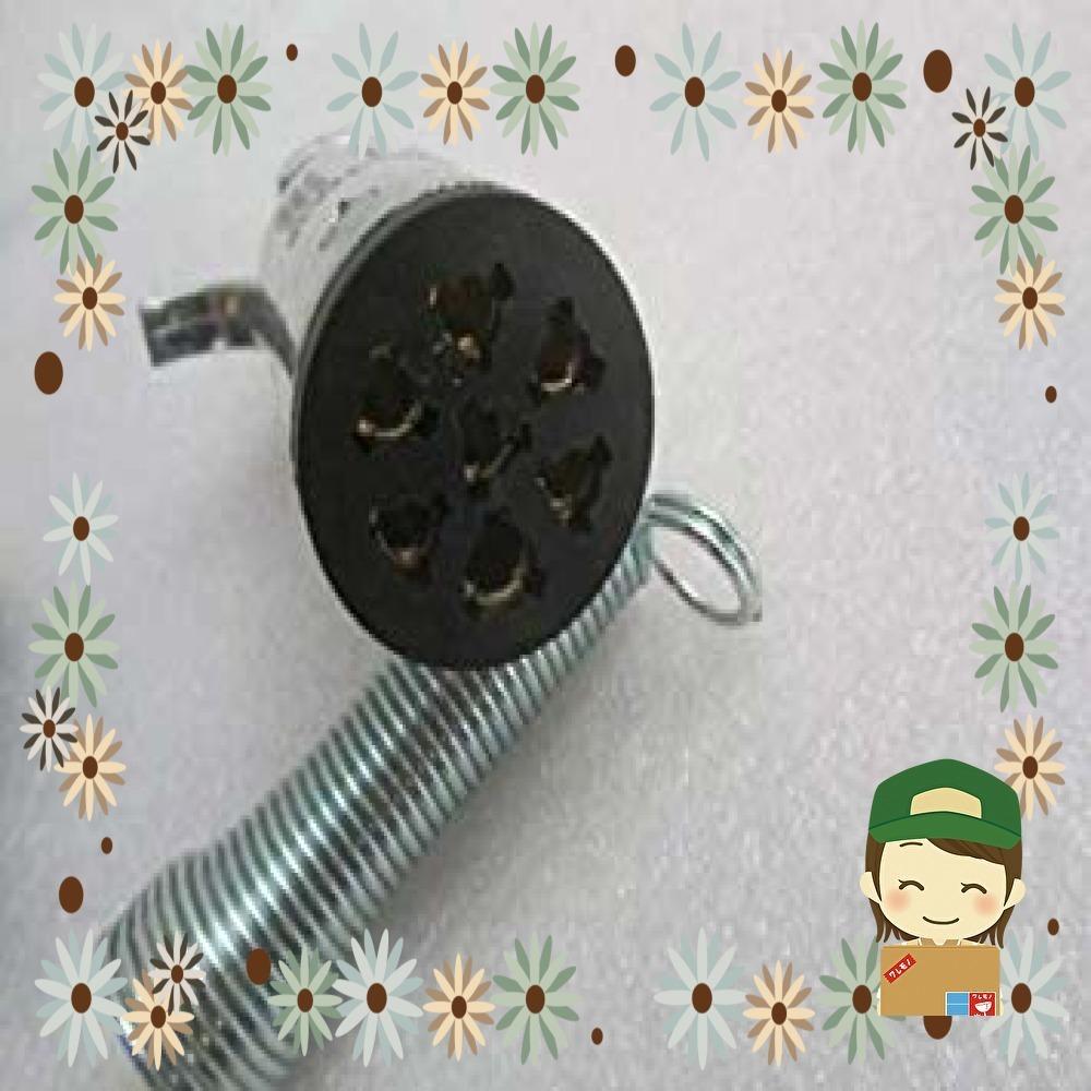 【特価】01 JSTwig 7極 トレーラー 7ピン 電極配線 接合カプラー コネクター ヒッチ ソケット セット トレーラープ_画像3
