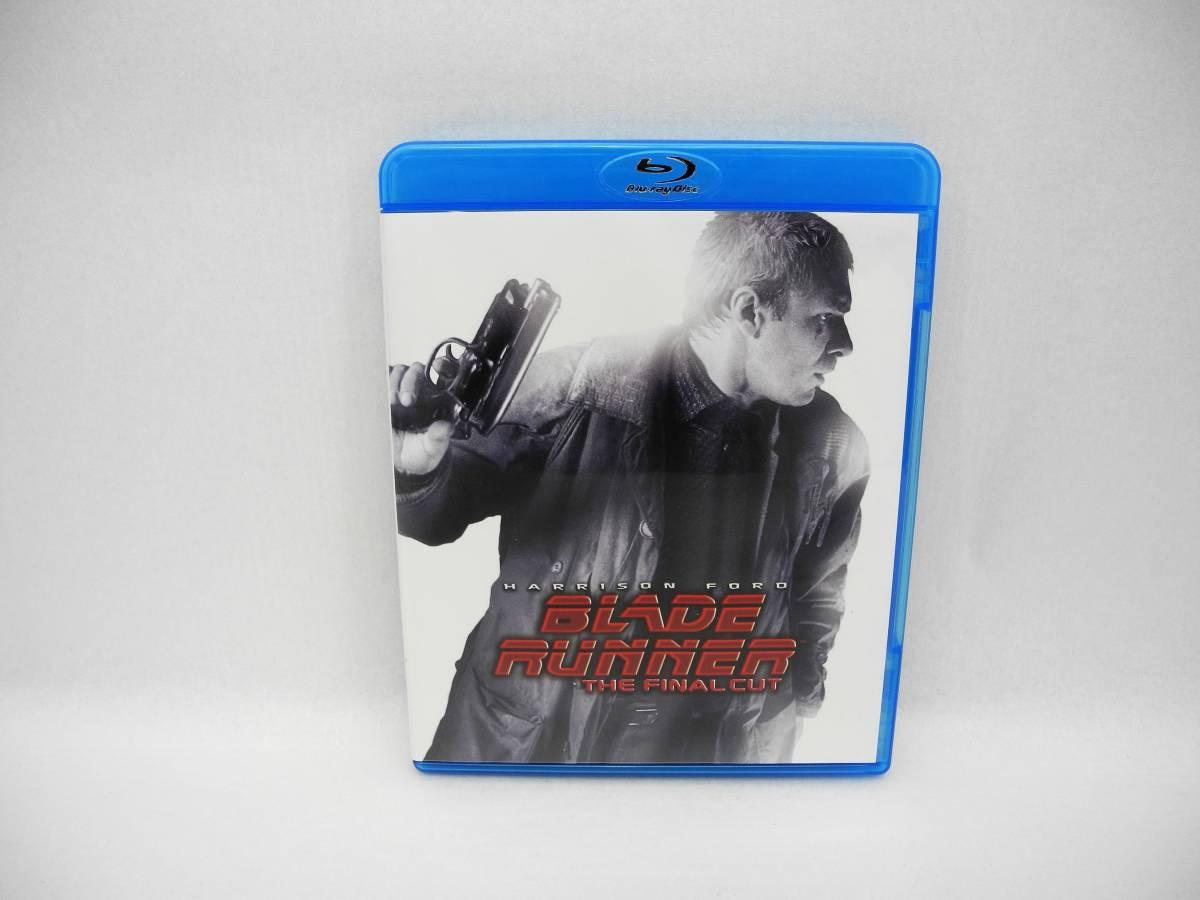 D11135【Blu-ray】ブレードランナー ファイナル・カット 2枚組 (日本語吹替無し・日本語字幕有り)_画像1