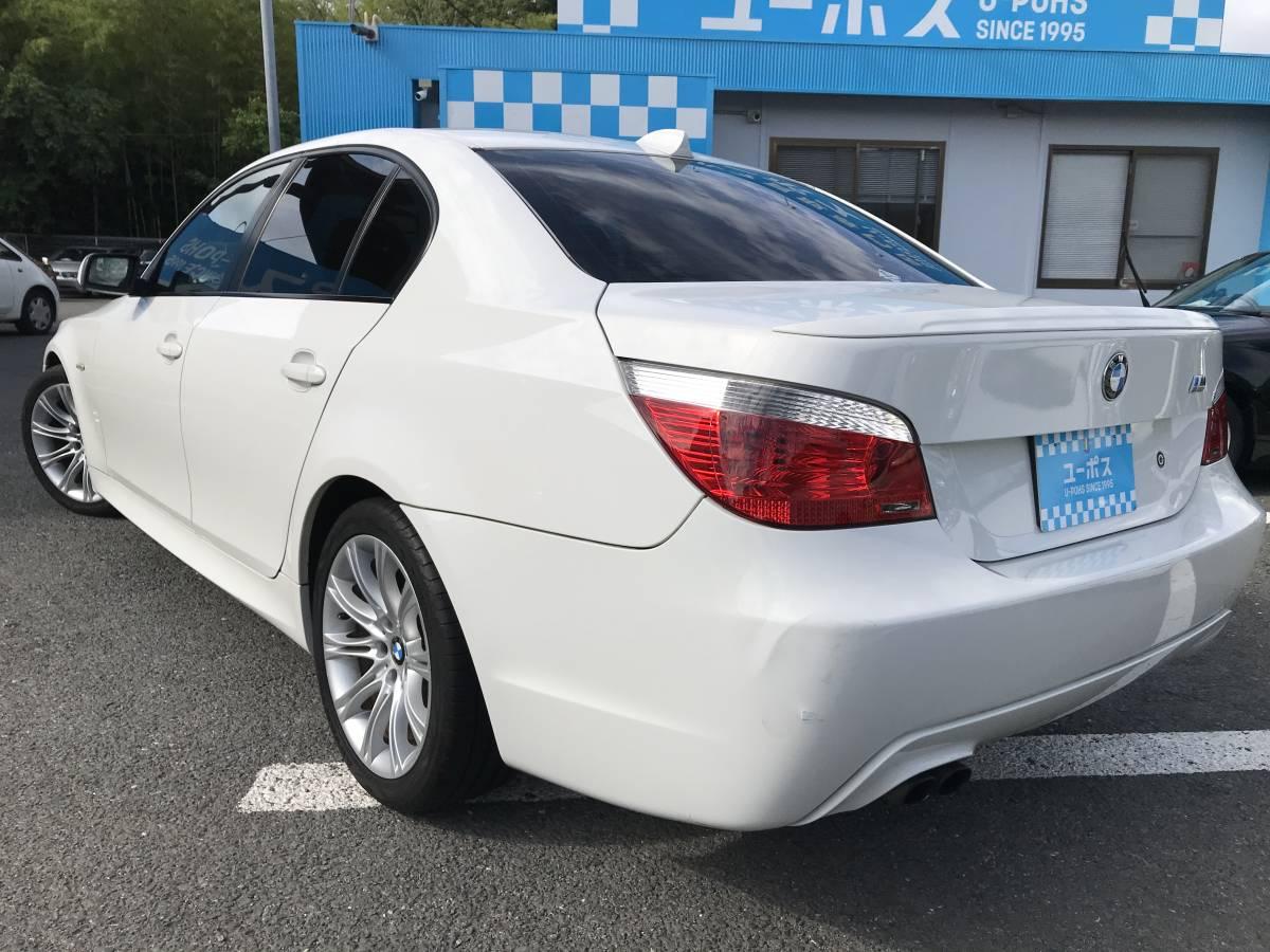 「363[カーズ大阪・外車]18年 BMW525i Mスポーツ⑤♪修復歴なし☆サンルーフ付き!☆スマートキー♪プッシュスタート♪クルコン♪パワーシート」の画像3