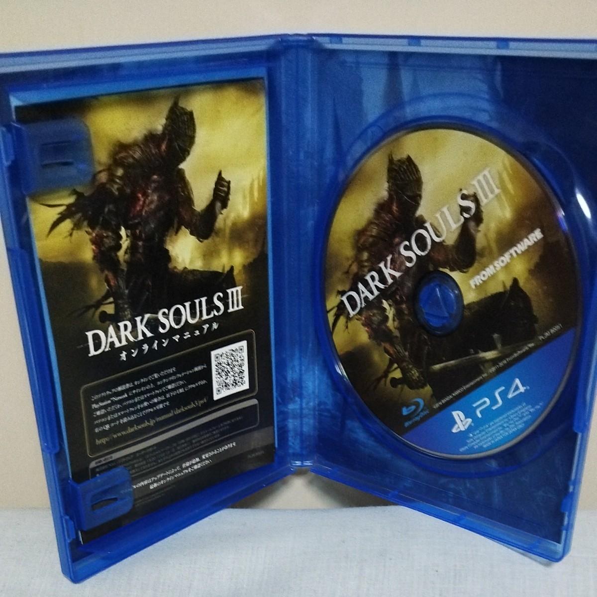 PS4 ダークソウル3 DARK SOULS III