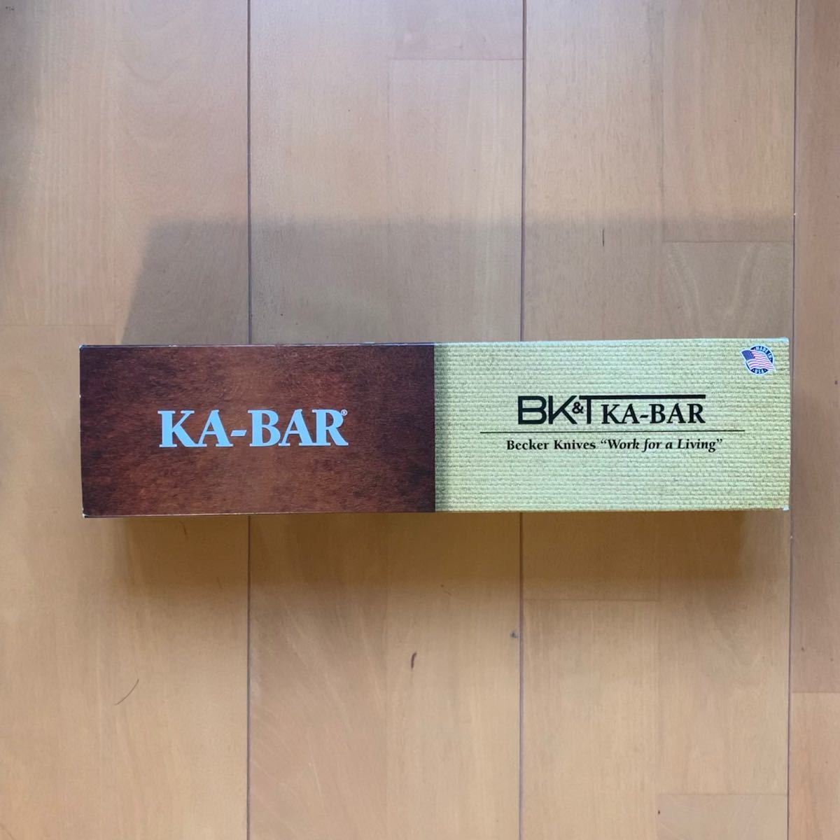 ka-bar ケーバーナイフ ベッカーBK2 ハンティングナイフ サバイバルナイフ