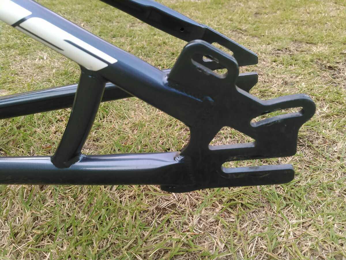 美品KHS26インチ・フレームサイズ310mm ジャンプバイク クロモリ_画像5