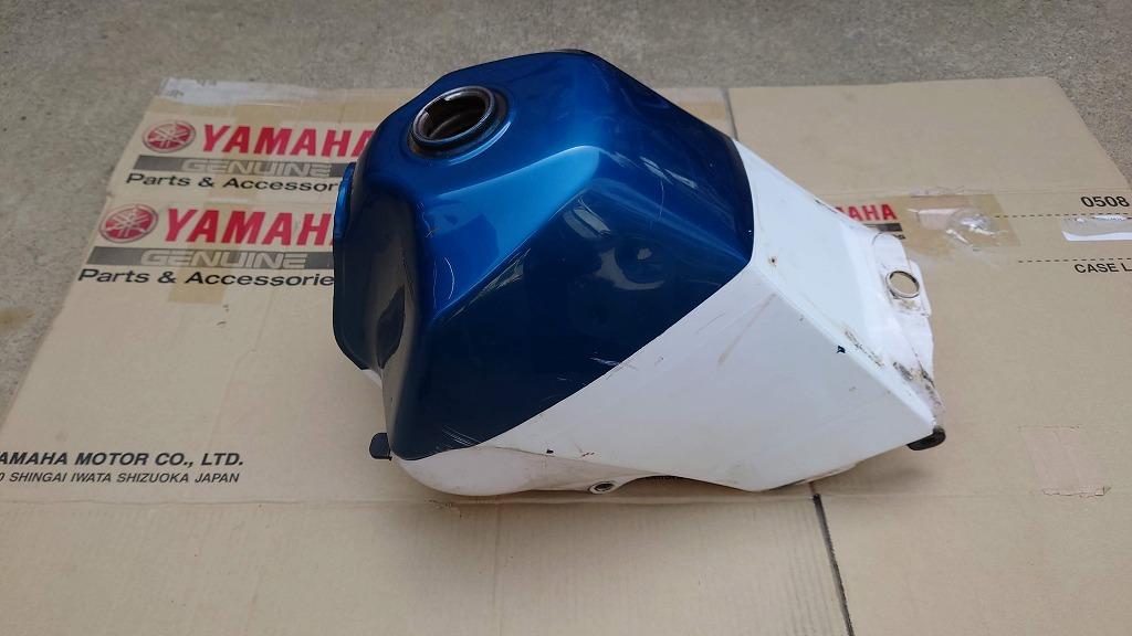 セロー225 ガソリンタンク 燃料タンク_画像2
