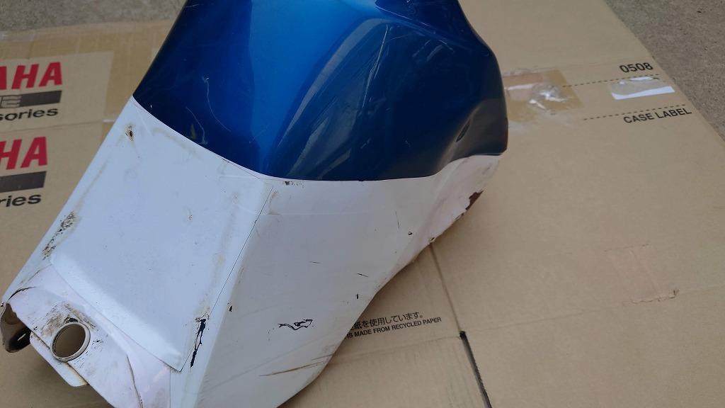 セロー225 ガソリンタンク 燃料タンク_画像5
