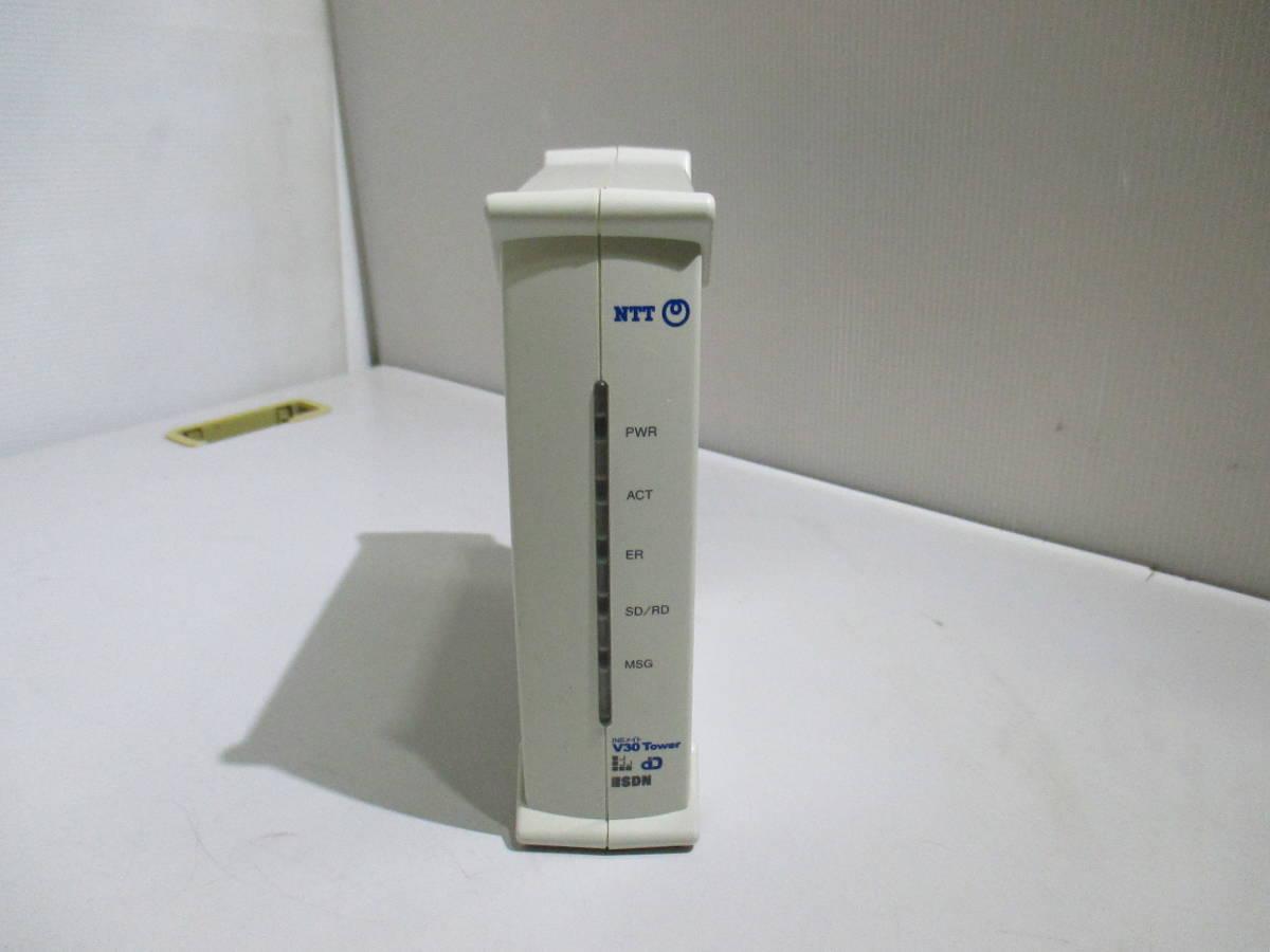★NTTターミナルアダプター ISDNルーター INSメイトV30 Tower 東日本4個 西日本2個 全部6個セット★_画像3