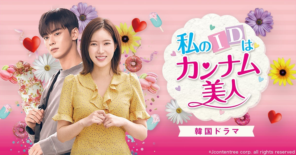 韓国ドラマ ◆私のIDはカンナム美人◆ DVD版