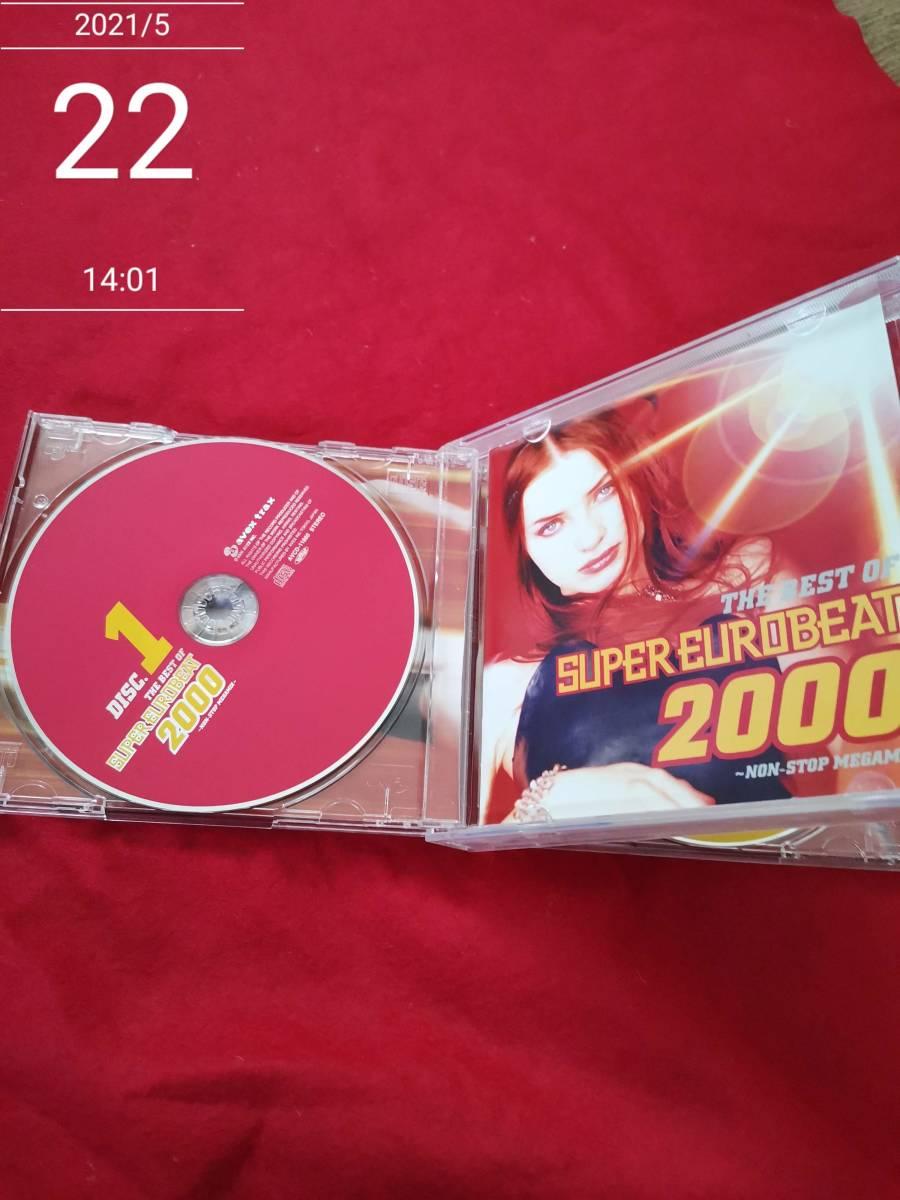 ザ・ベスト・オブ・スーパーユーロビート2000~ノンストップ・メガミックス~ オムニバス