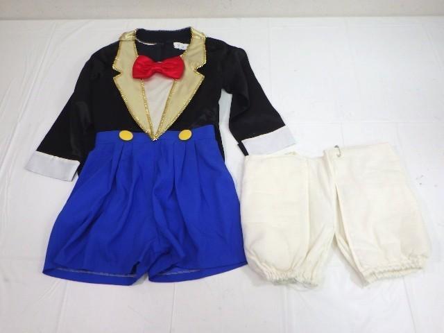 d34/衣類■バレエ衣装 ディズニー ミッキーマウスマーチ■ミッキー舞台衣装 子供用 ズボンタイプ■③_画像1
