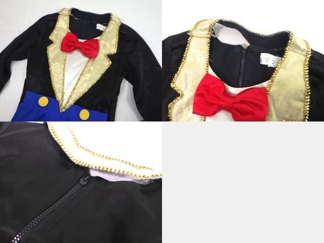 d34/衣類■バレエ衣装 ディズニー ミッキーマウスマーチ■ミッキー舞台衣装 子供用 ズボンタイプ■③_画像4