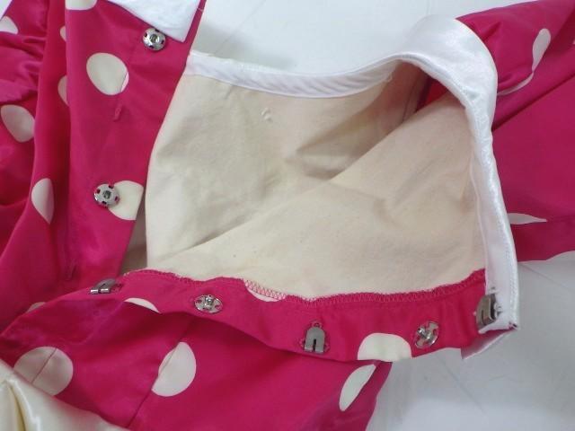 d34/衣類■バレエ衣装 ミニーマウス衣装 可愛いドッド柄 ミッキーマウスマーチ オペラ・チュチュスカート??■①_画像3