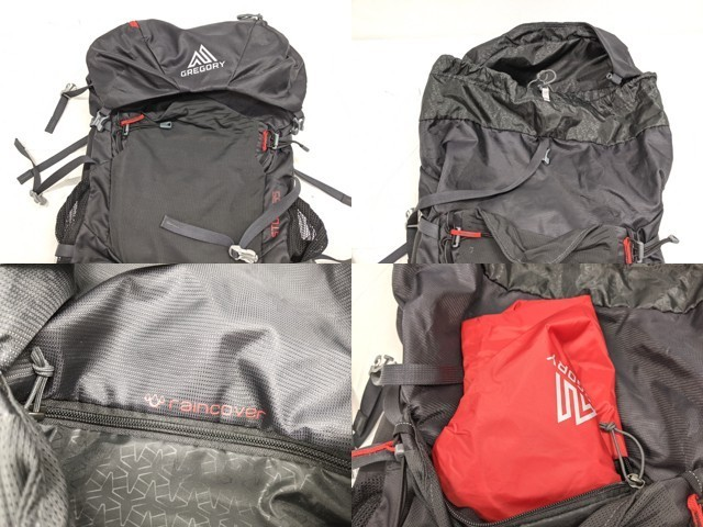 X01 登山 トレッキング用品 バックパック ザック グレゴリー GREGORY スタウト35 STOUT35_画像3