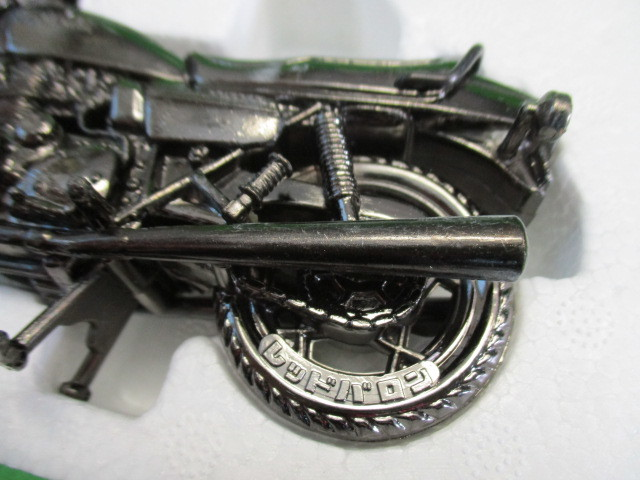 レッドバロン RED BARON スズキ SUZUKI GS 1000S 世界の名車シリーズ ミニカー バイク 未使用_画像6