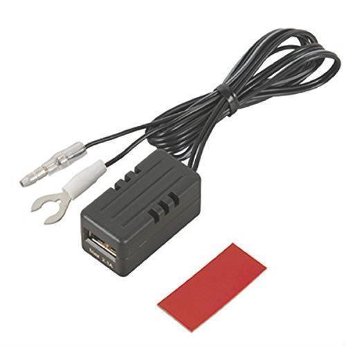 売れたら御免!!- エーモン USB電源ポート MAX2.1A 後部座席延長用 2880_画像1