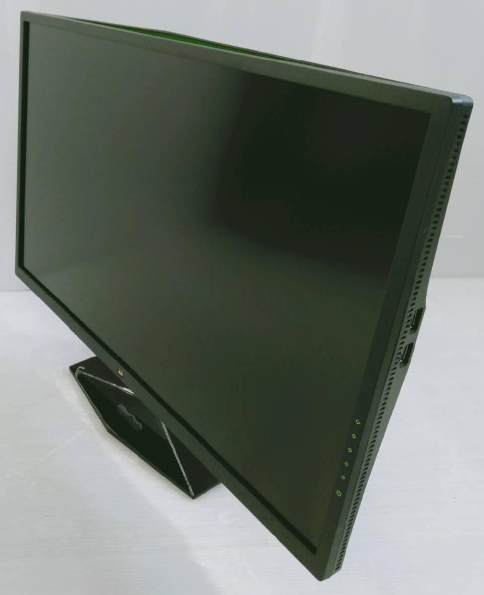 【美品】Viewsonic27インチ165Hzゲーミングモニター/WQHD2560×1440/NVIDIA G-Sync/XG2703-GS_画像3