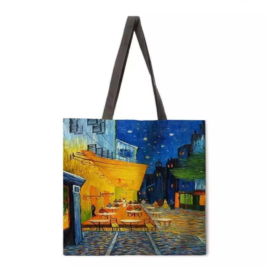 トートバッグ エコバッグ ショッピングバッグ マザーズバッグ ショルダーバッグ キャンバスバッグ バッグ bag リネン 大容量 収納 軽量
