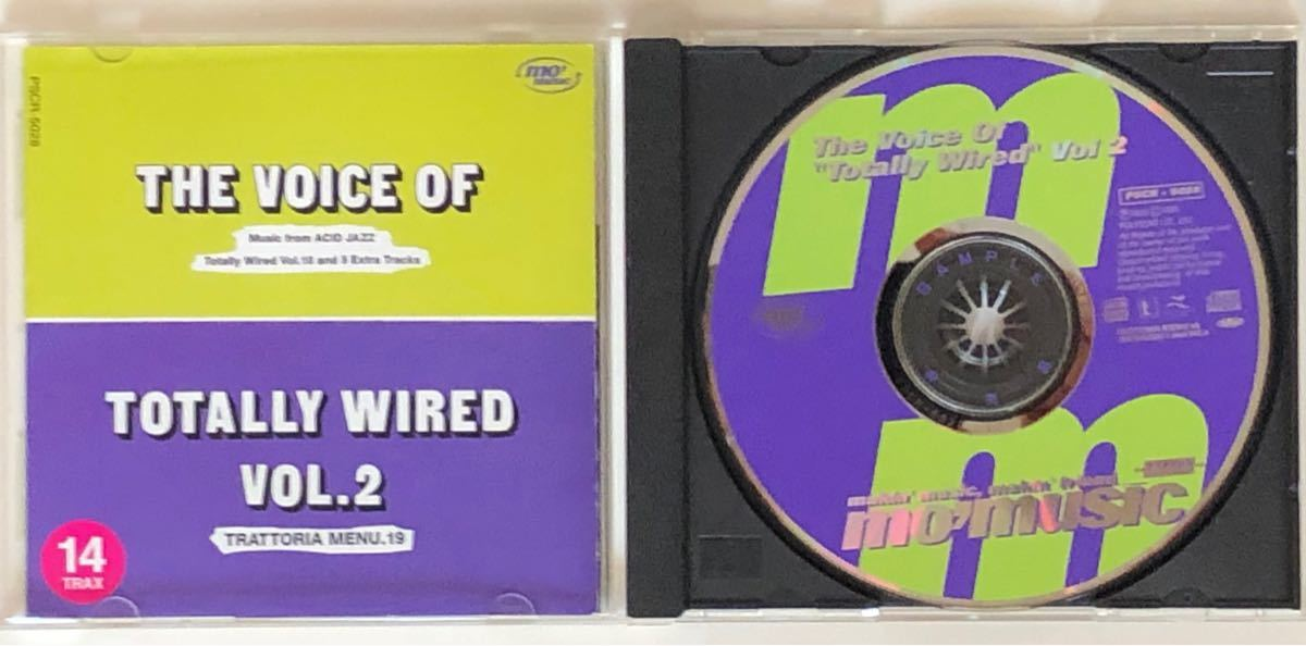 THE VOICE OF TOTALLY WIRED vol.2