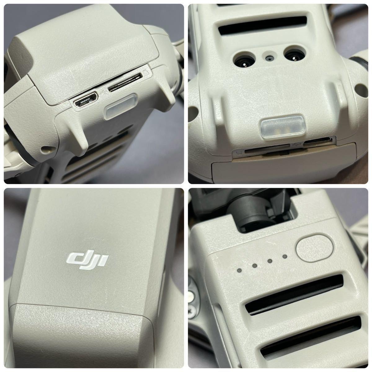 【美品】DJI MAVIC MINI ドローン 本体のみ 付属品無し 国内正規品 マビックミニ 完全動作品 B