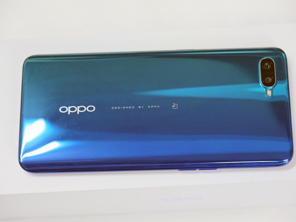 【超美品・SIMフリー】OPPO RENO A ブルー モデルCPH1983 RAM6GB ROM128GB 本体+写真の付属品_画像6