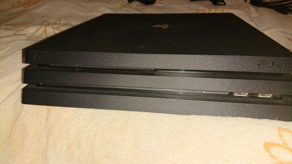 SONY PS4  PlayStation4 pro 1tb CUH-7000B 箱説明無し