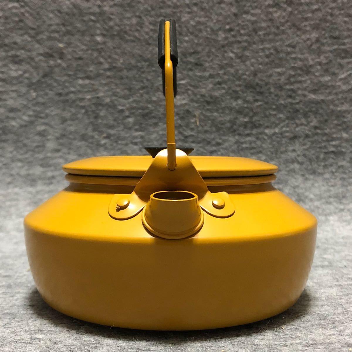 トランギア ケトル TR-325 0.6L  GOLDEN YELLOW trangia series27