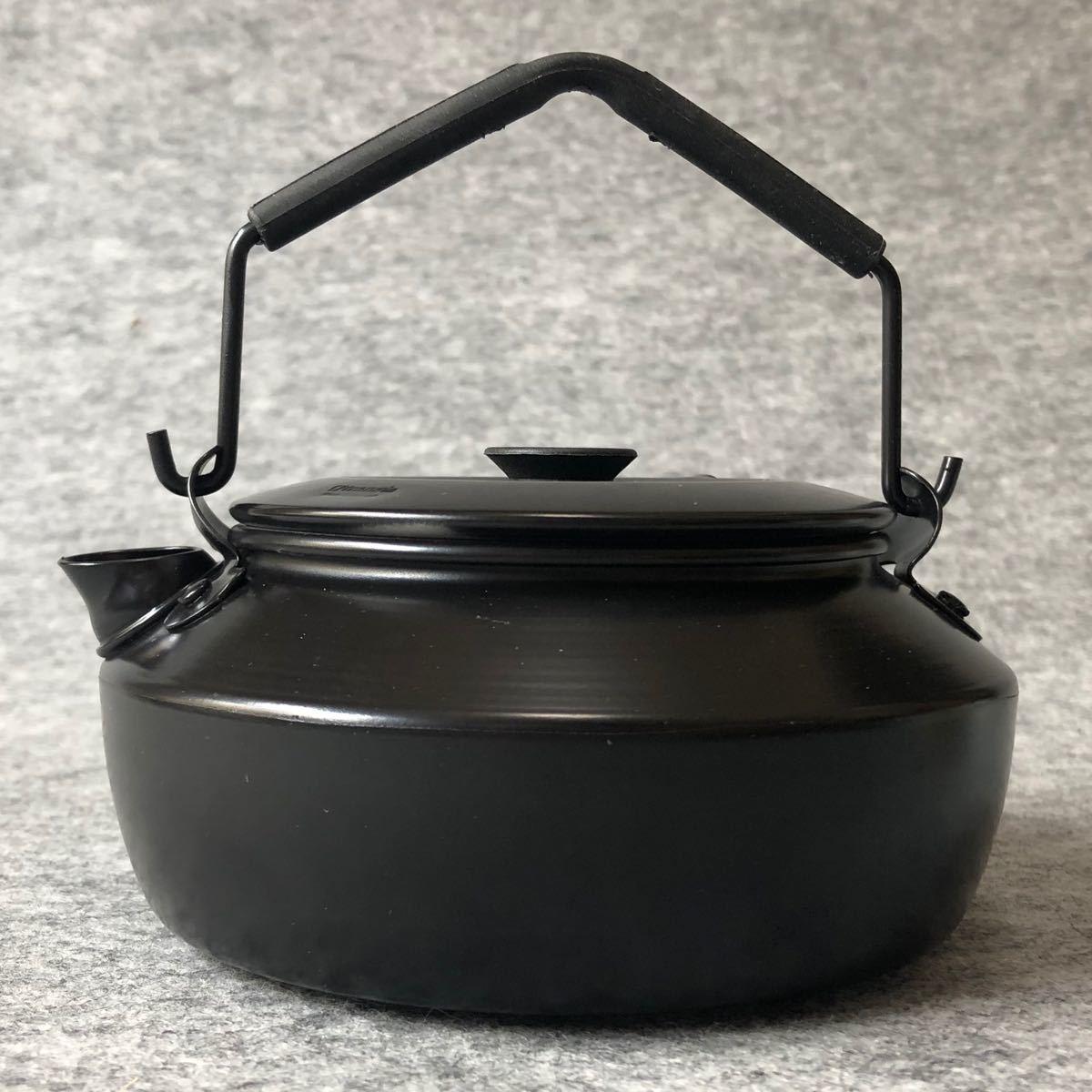 トランギア ケトル 0.6L TR-325 黒