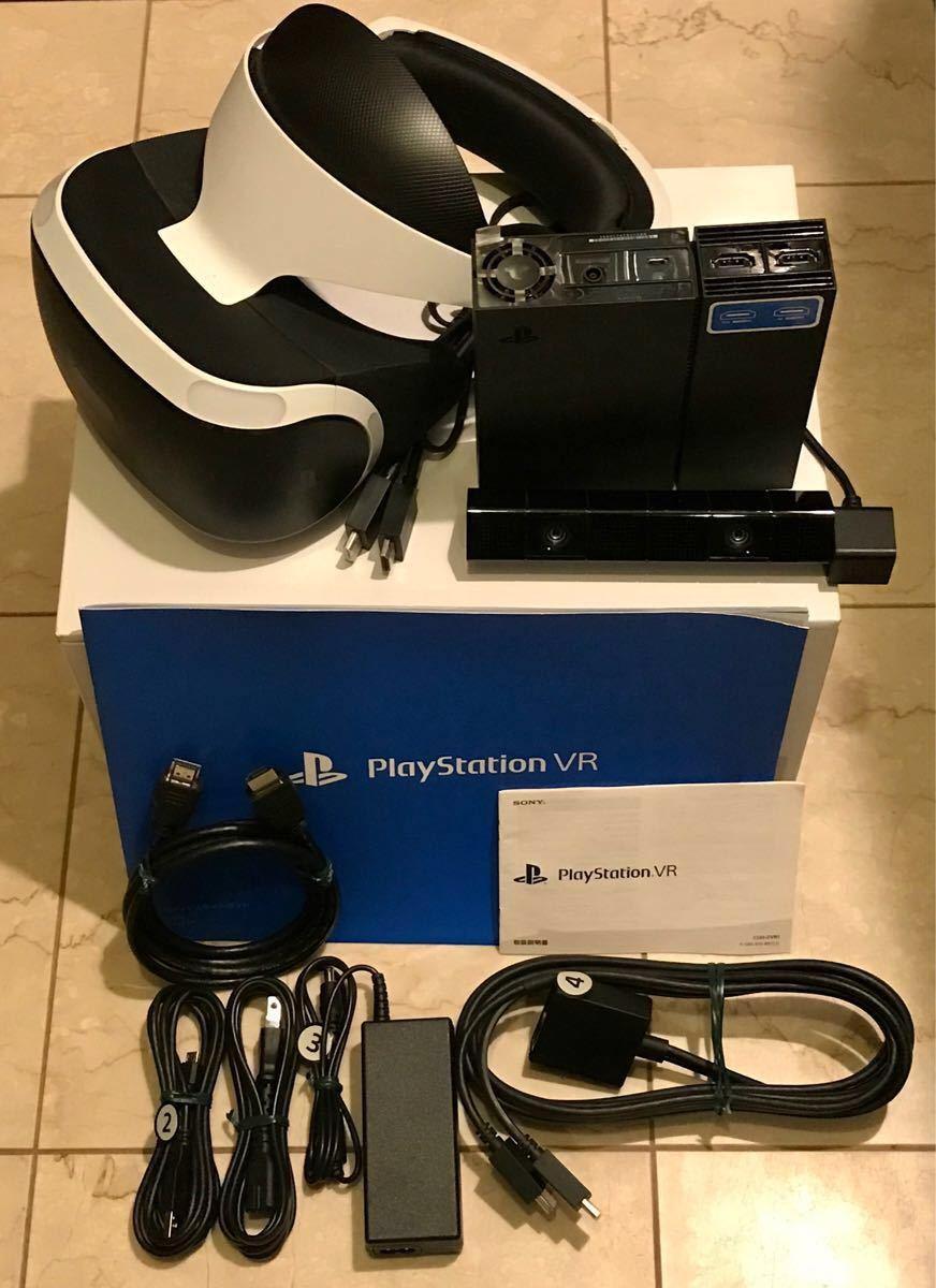 PlayStation VR カメラ付き