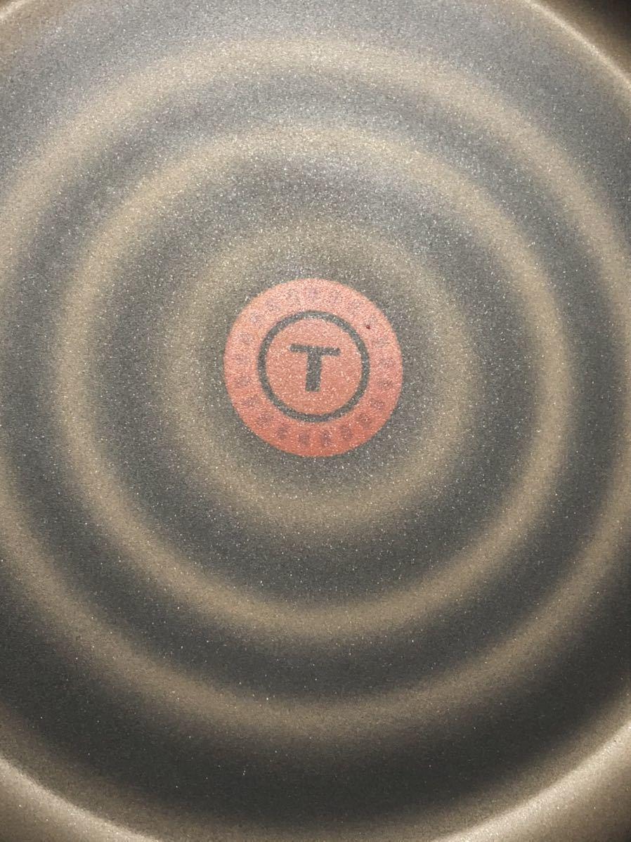 訳あり新品 T-fal グランブルー・プレミア フライパン 28cm インジニオ・ネオ ティファール