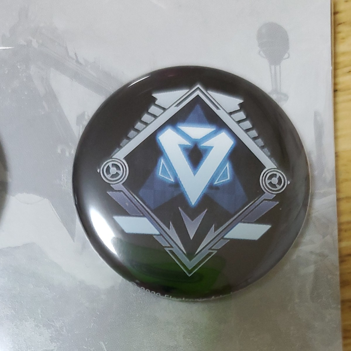 Apex Legends 缶バッジ 3個セット