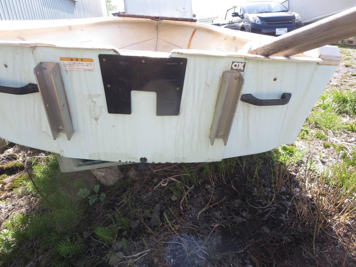 「ヤマハ 貴重品 Y-320 ポケぽっくる Lite 2ps対応艇免許いらず &検査取れます。」の画像3