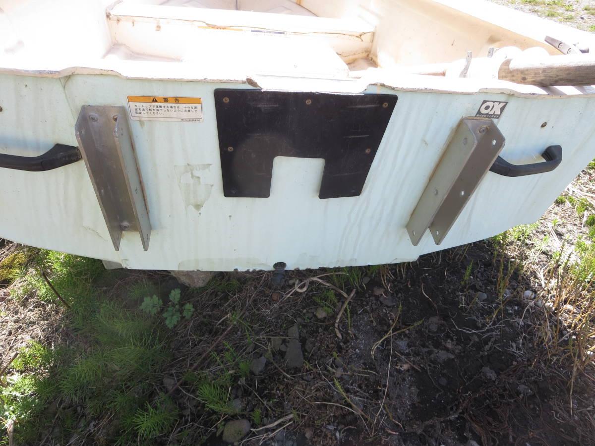 ヤマハ 貴重品 Y-320 ポケぽっくる Lite 2ps対応艇免許いらず &検査取れます。_画像7
