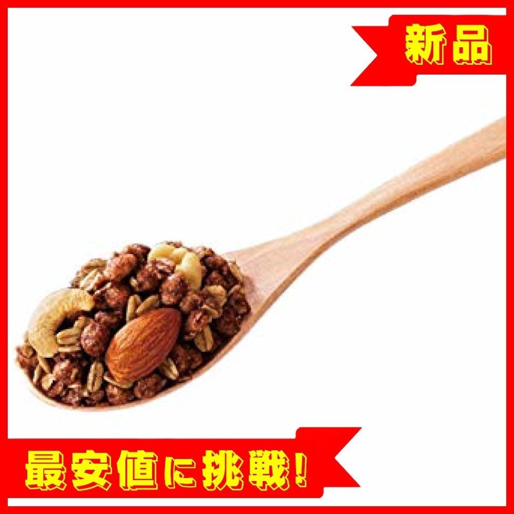 【新品×最安】400g×6袋 日清シスコ ごろっとグラノーラ チョコナッツ 400g×6袋MTDQ_画像4