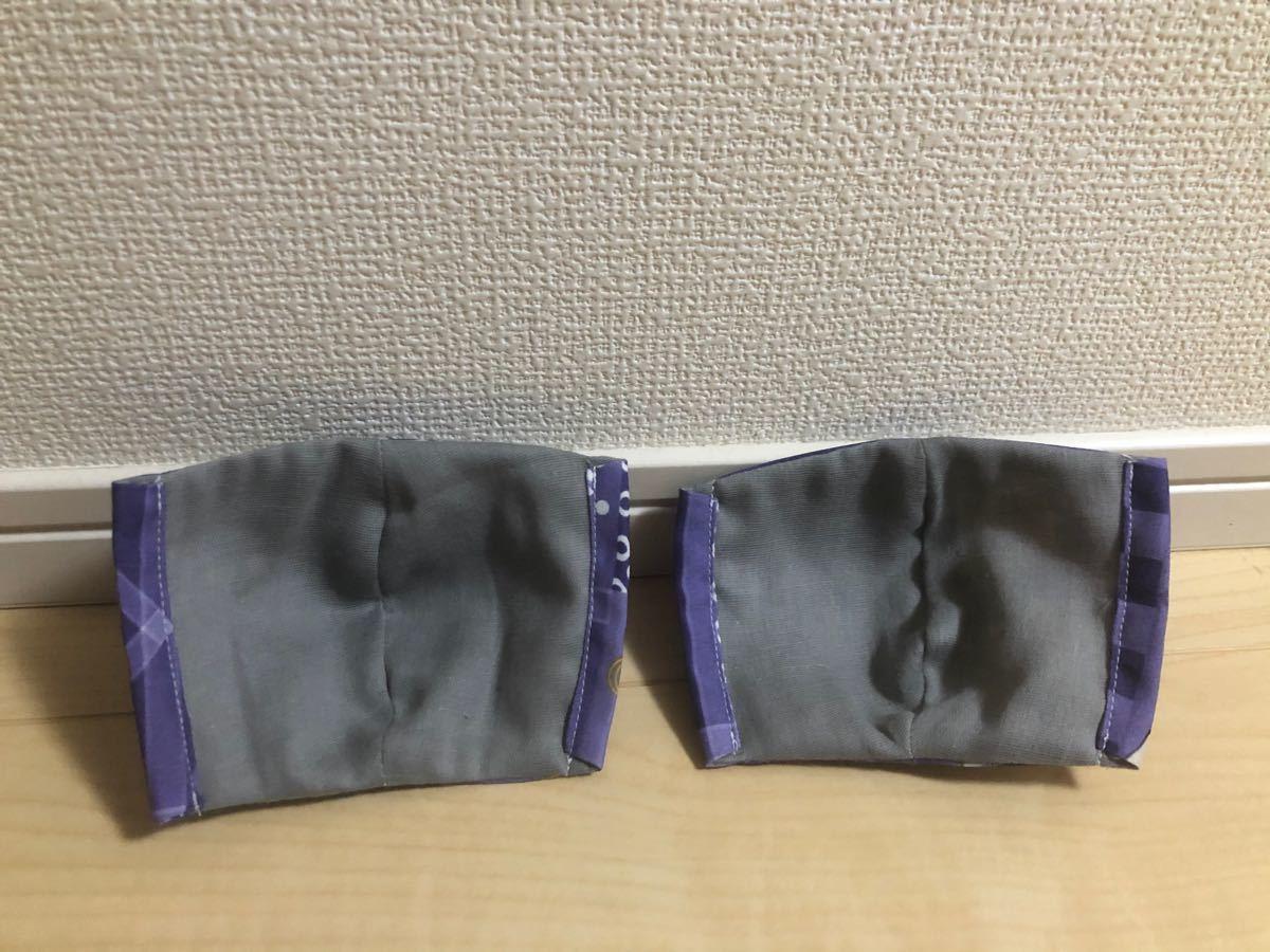 立体インナー 鬼滅 無一郎 実弥 幼児サイズ 2個セット☆