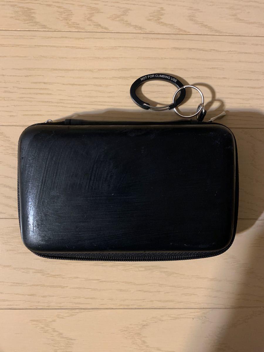 ニンテンドー3DS コスモブラック ケース付き