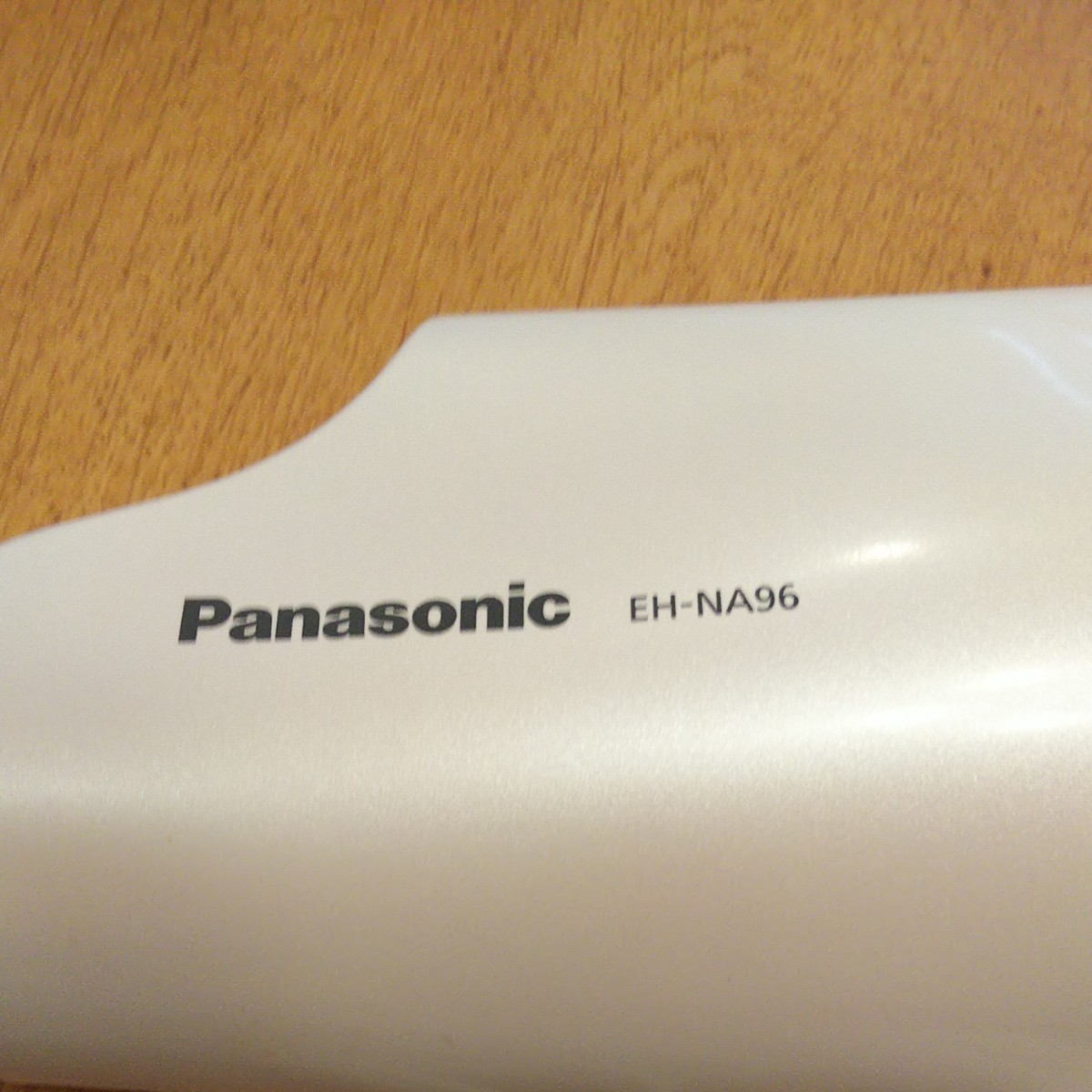 【ジャンク品】パナソニック  Panasonic ヘアドライヤー ナノケア EH-NA96 ホワイト