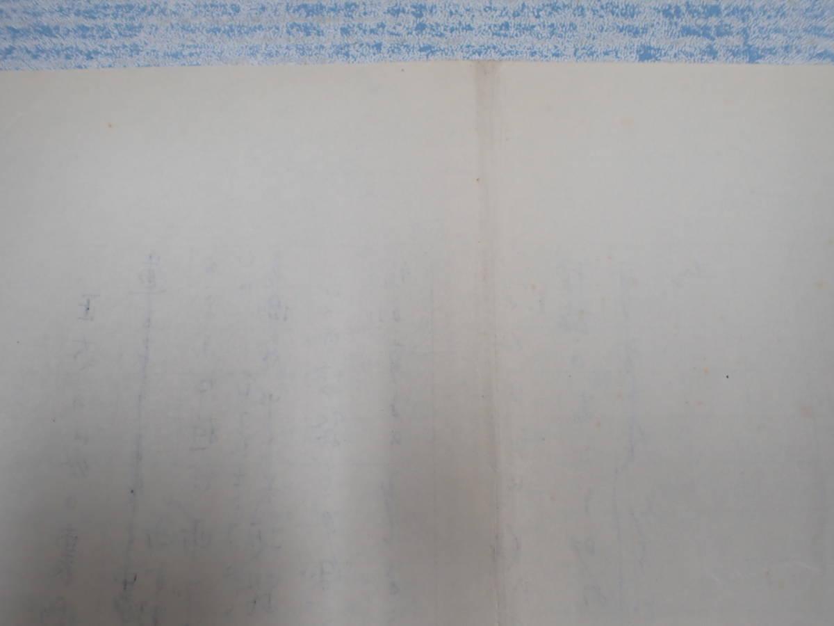 菊田一夫 原稿 『坂路』/エッセイ・原稿用紙_画像9