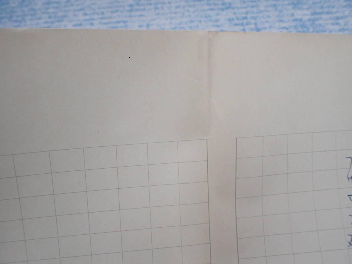 菊田一夫 原稿 『正力松太郎先生』/エッセイ・原稿用紙_画像5