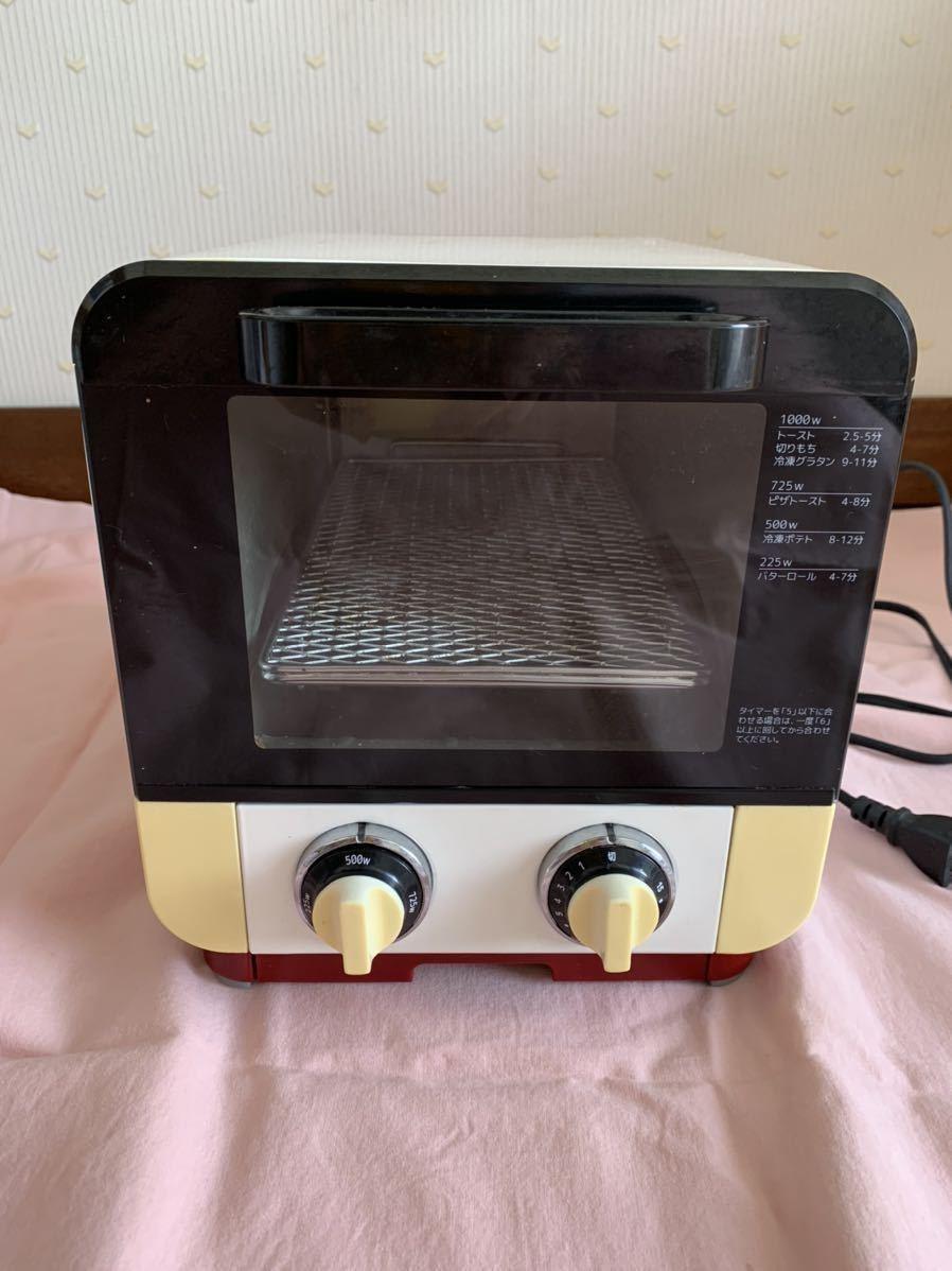 コンパクトオーブントースター ドウシシャ