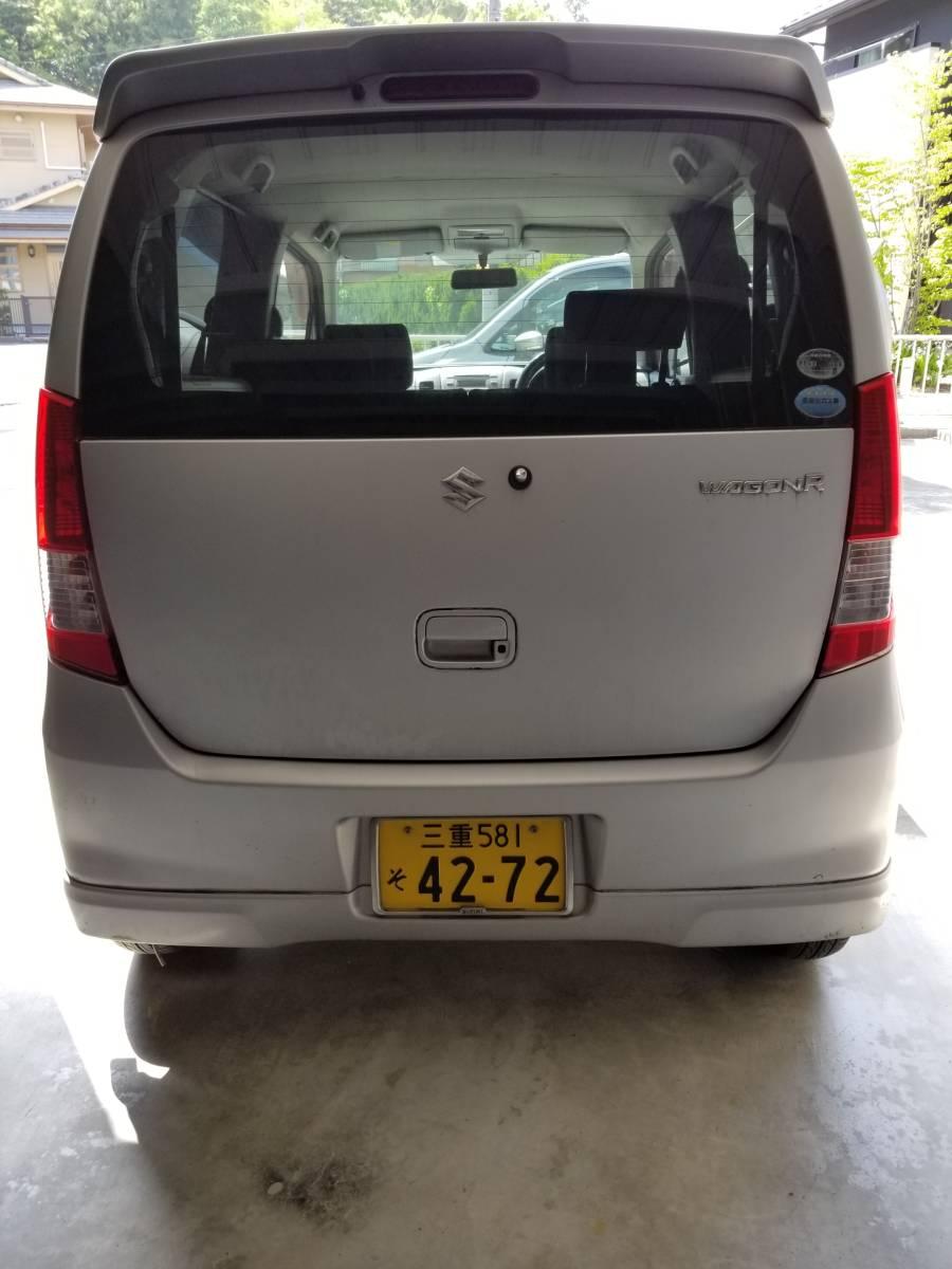 ワゴンR 車検令和4年3月30 100354キロ 21年式 売り切り 支払いは落札金額のみ_画像4
