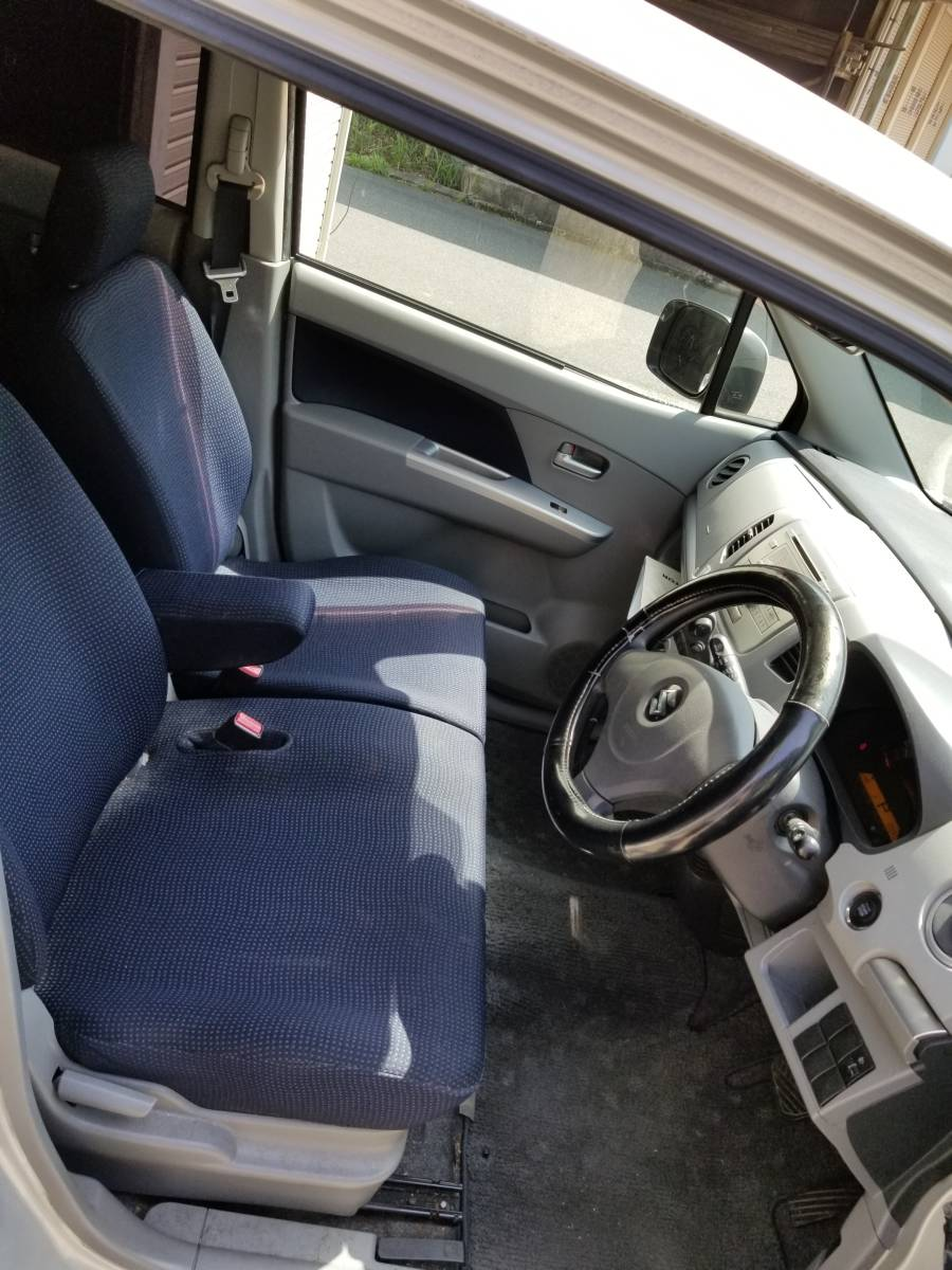 ワゴンR 車検令和4年3月30 100354キロ 21年式 売り切り 支払いは落札金額のみ_画像5