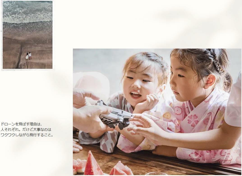 DJI Mavic Mini  マビック ミニ正規品ドローン 小型 賠償責任保険付 技適 GPS 高画質 雲台カメラ