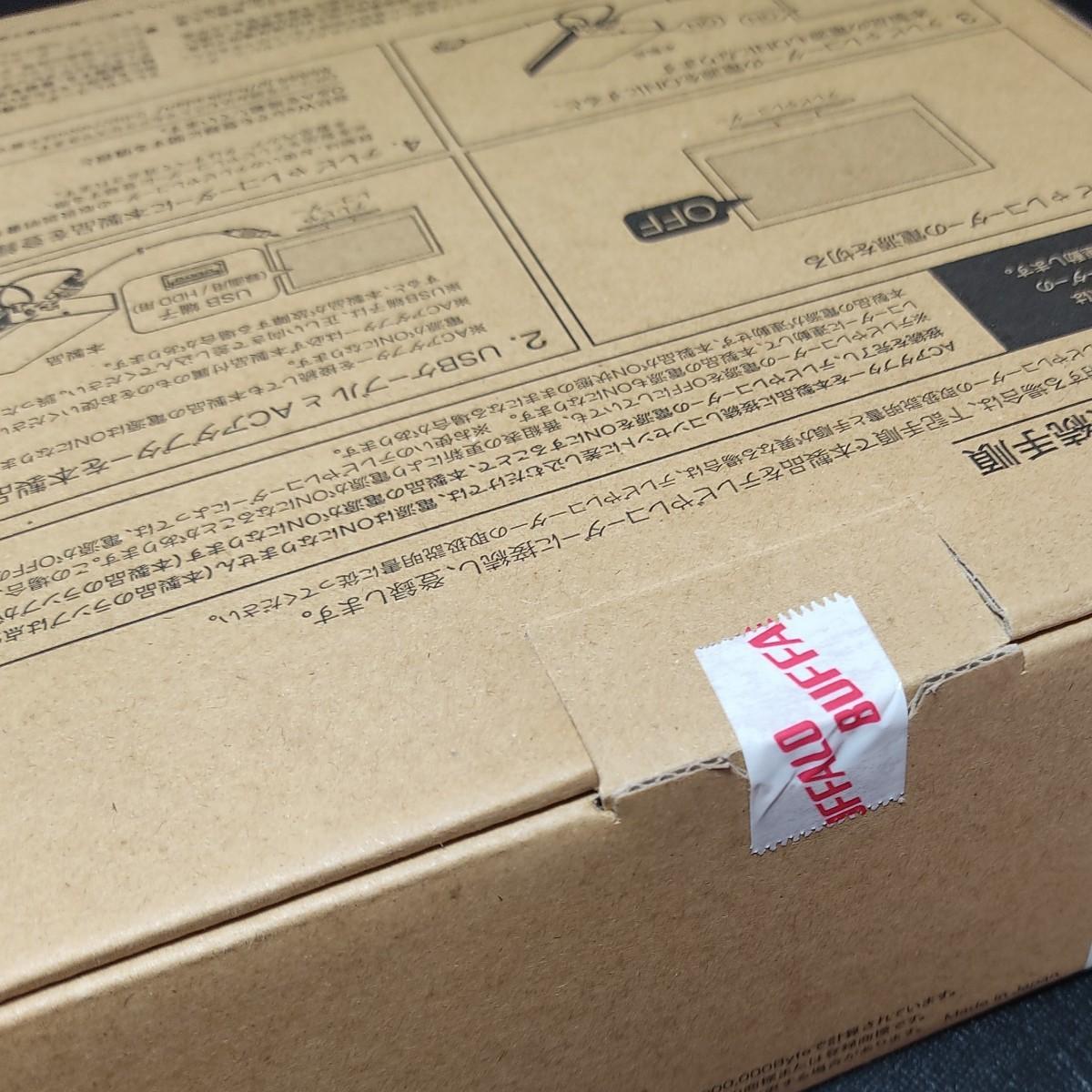 バッファロー 外付けハードディスク 6TB HD-AD6U3