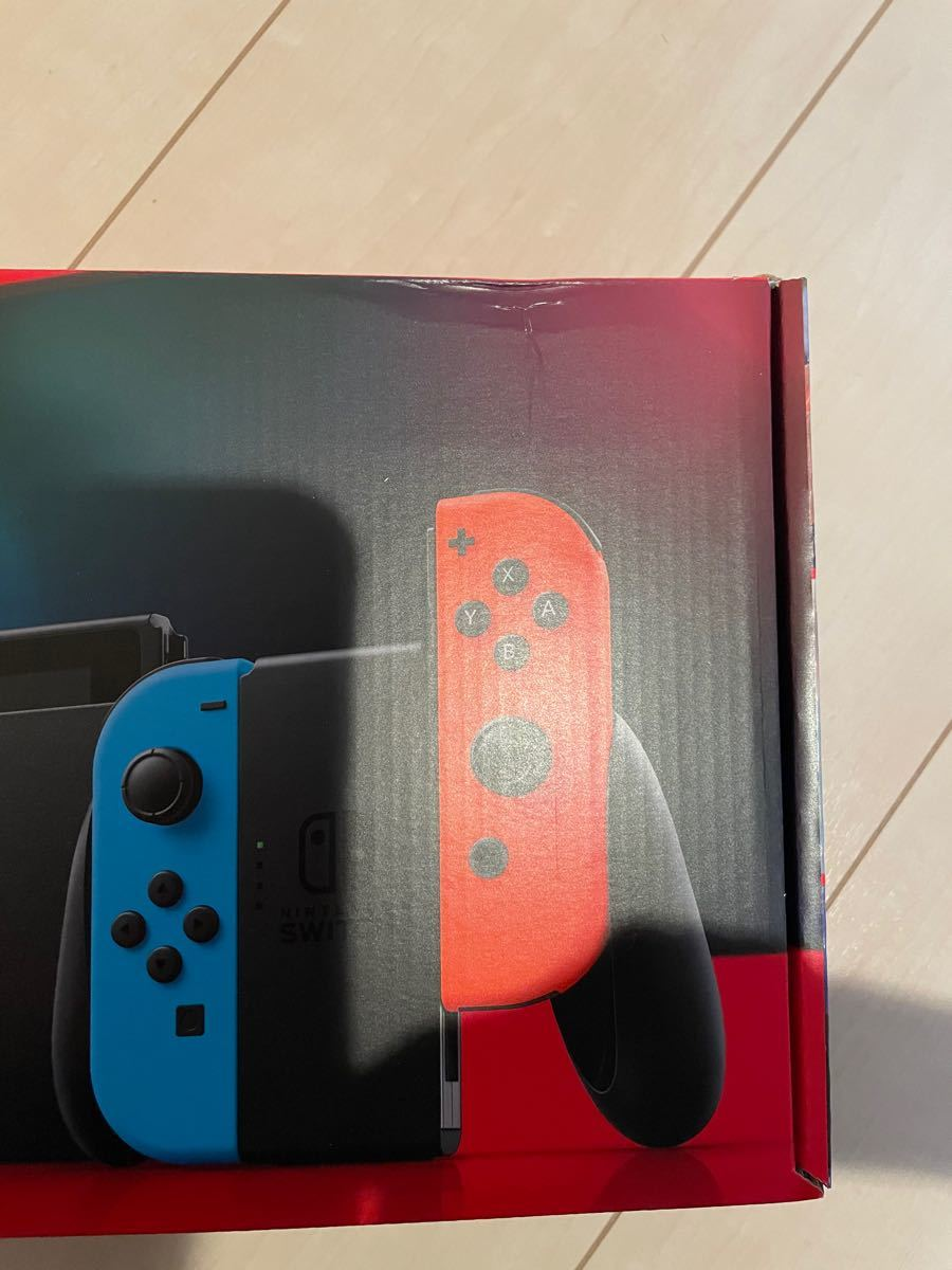 Nintendo Switch /任天堂 スイッチ本体 ネオン