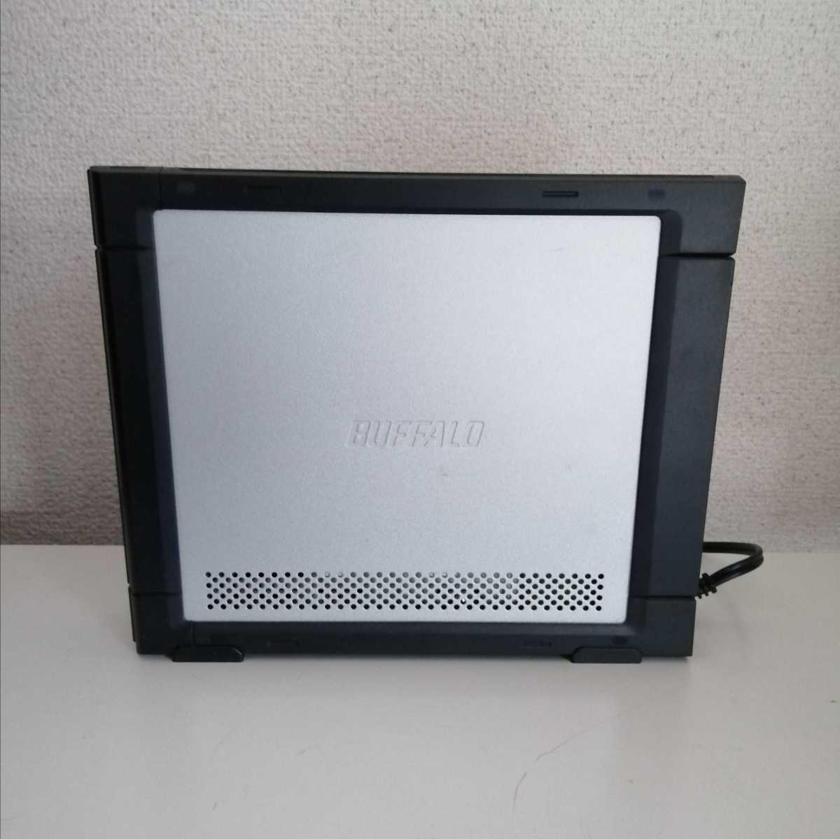 【訳あり】BUFFALO HD-HESU2 外付けハードディスク USB2.0 _画像5