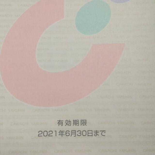 2000円分 カワチ薬品 株主優待券①_画像1