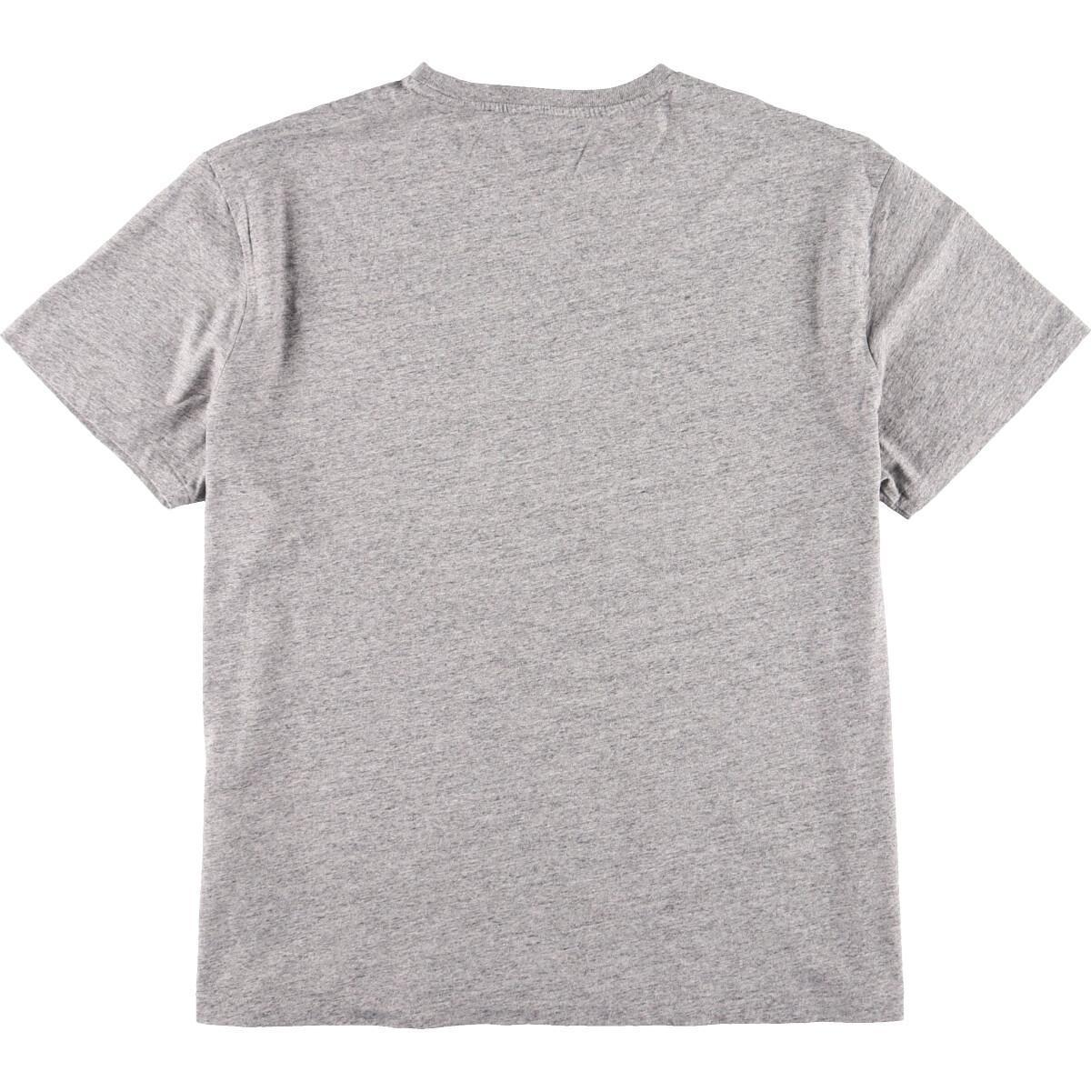 ラルフローレン Ralph Lauren POLO RALPH LAUREN 半袖 ワンポイントロゴポケットTシャツ メンズXL /eaa160158_画像2
