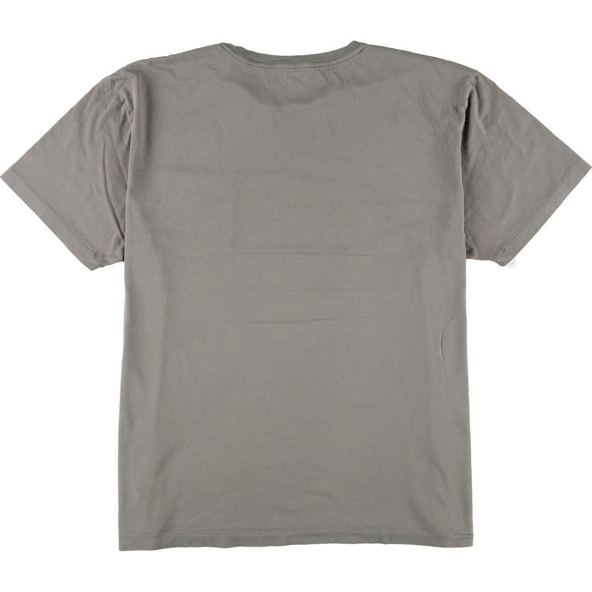 ラルフローレン Ralph Lauren POLO RALPH LAUREN 半袖 ワンポイントロゴポケットTシャツ メンズXL /eaa161576_画像2
