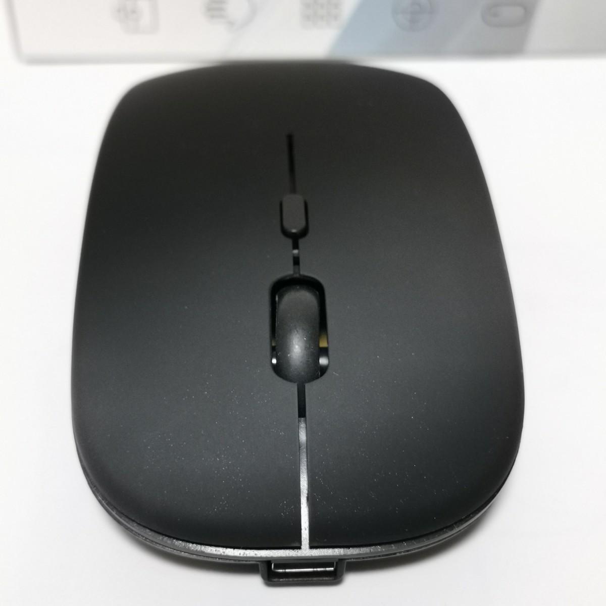ワイヤレスマウス 無線マウス usb充電式